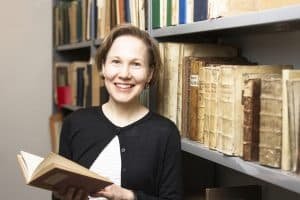Dr. Ruth Illman, docent of comparative religion