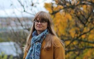 Sofia Sjö har valts till ny forskarbibliotekarie vid Donnerska institutet